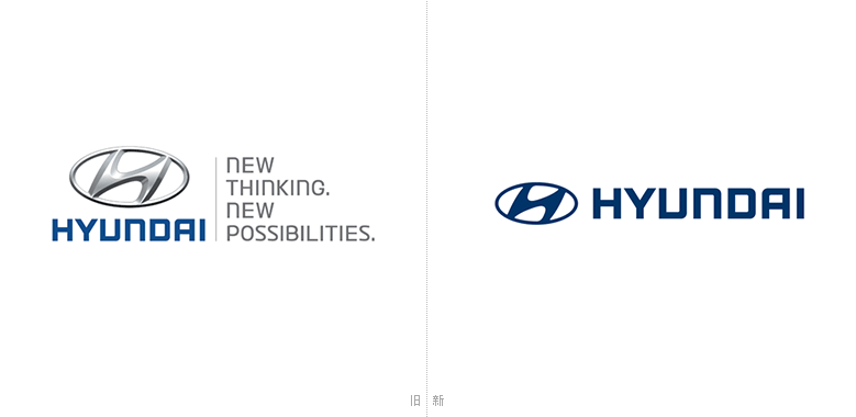 Hyundai's Global New Sign