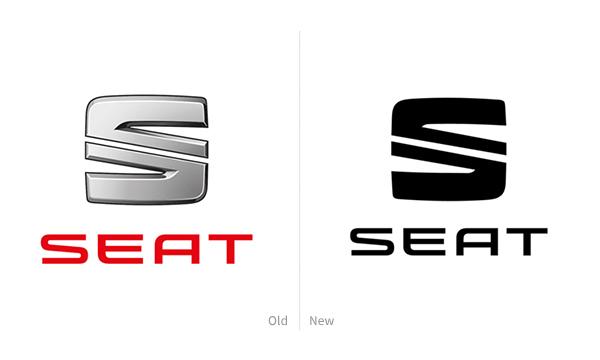 SEAT's new logo