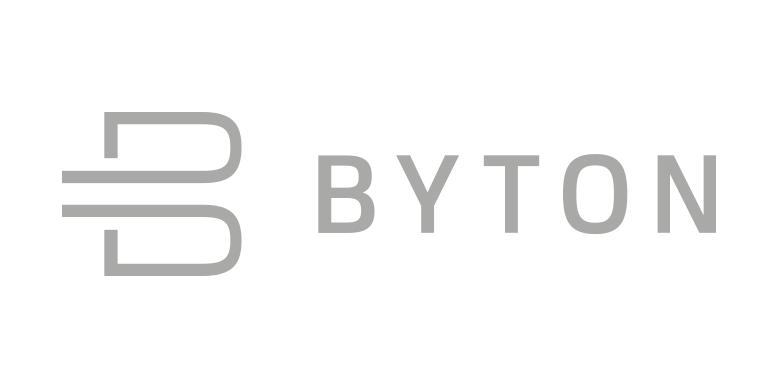New Byton Automotive Signage