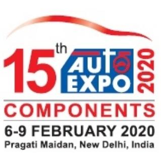 Exhibition Name:15th AUTO EXPO 2020