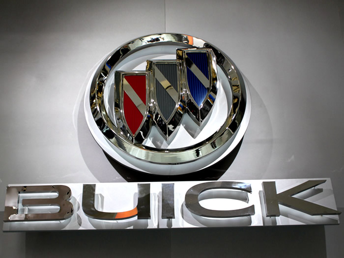 Buick Automotive Dealership Signage