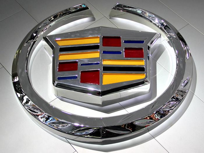 Cadillac Automotive Shop Signage