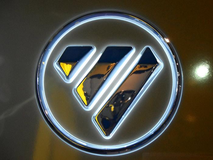 Foton Motor Dealership Signage