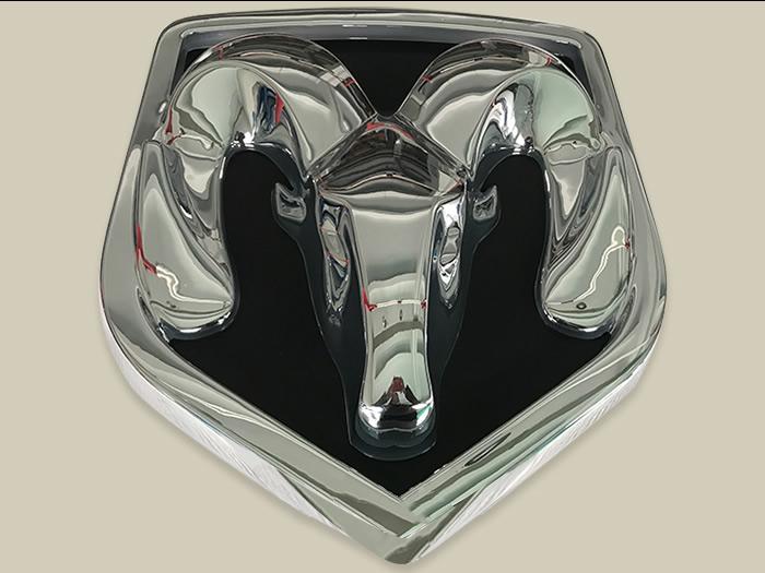 Dodge Automotive Facia Signage