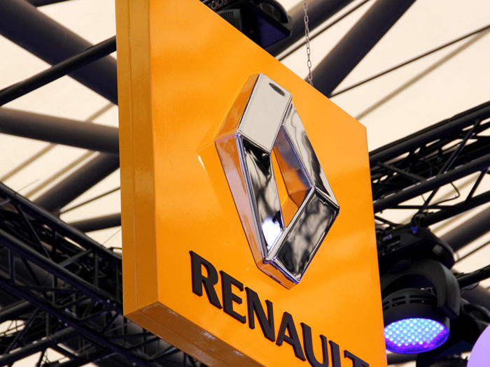 Renault Automotive Dealership Signage