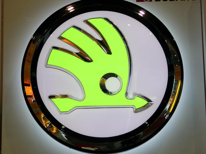 Skoda Automotive Signage