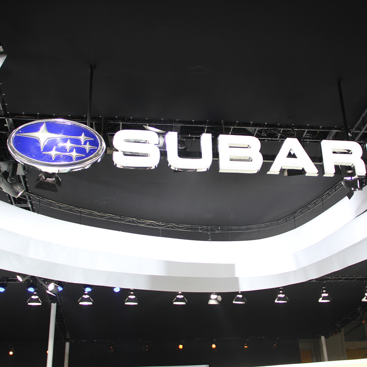 Subaru Automotive Signage